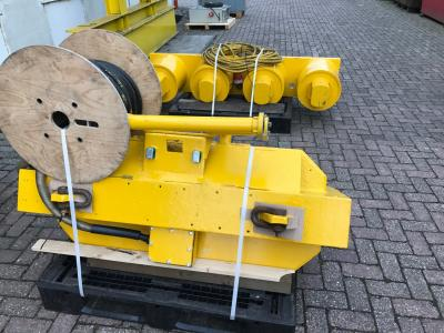 KW Supply Magnet systems are being used for salvaging bombs from the Second World War