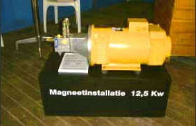 Magnetic equipment 12.5 kw