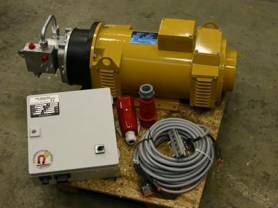 Magnet systems with CE declaration, also available in Solid State version